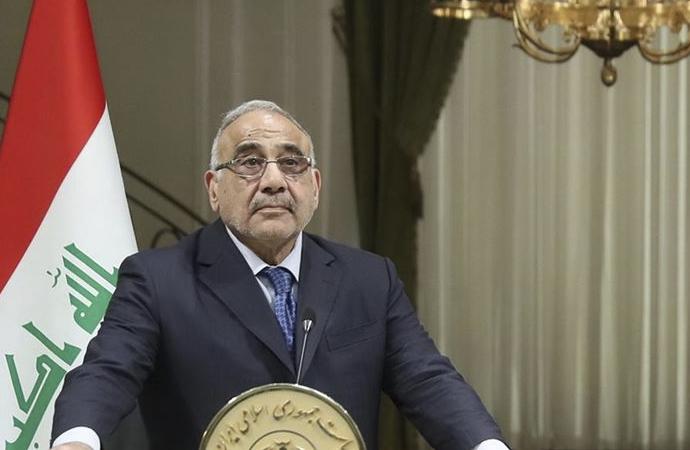 Abdulmehdi istifa kararı aldı