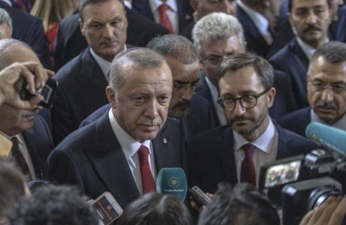 Erdoğan, ABD ziyareti için ne dedi?