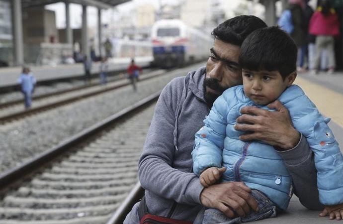 Refakatsiz sığınmacı çocukların yarısı kayıp