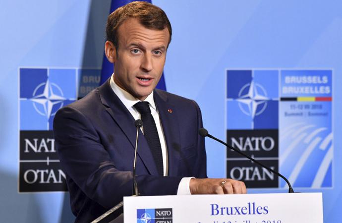 """""""NATO'nun beyin ölümü gerçekleşti!"""""""