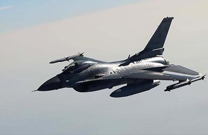 ABD savaş uçağı yanlışlıkla 'eğitim bombası' düşürdü