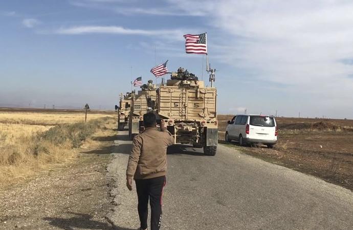 ABD ile YPG/PKK ortak devriye atıyor