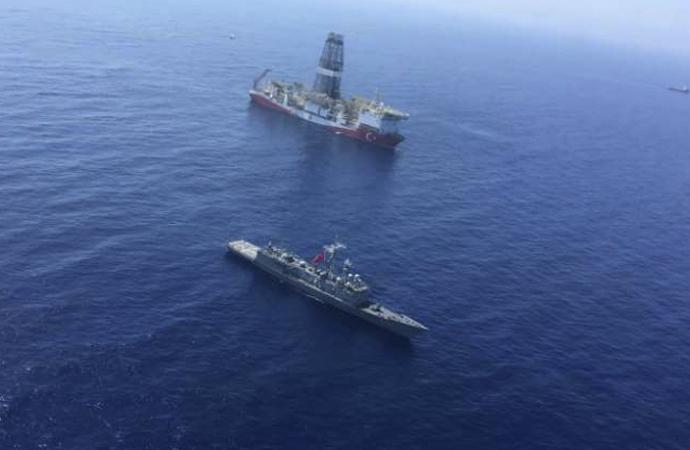 AB'nin Doğu Akdeniz hamlesine sert tepki