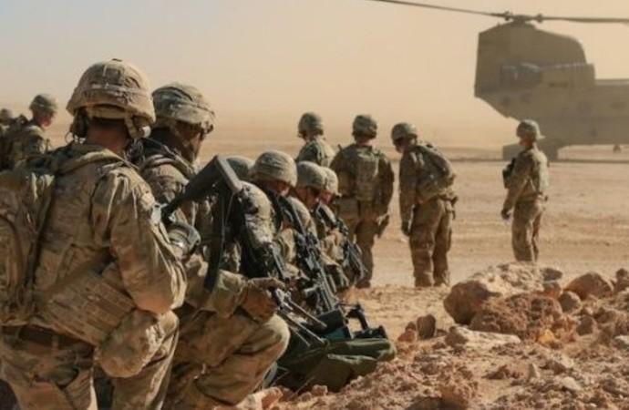 ABD Suudi Arabistan'a takviye asker gönderiyor