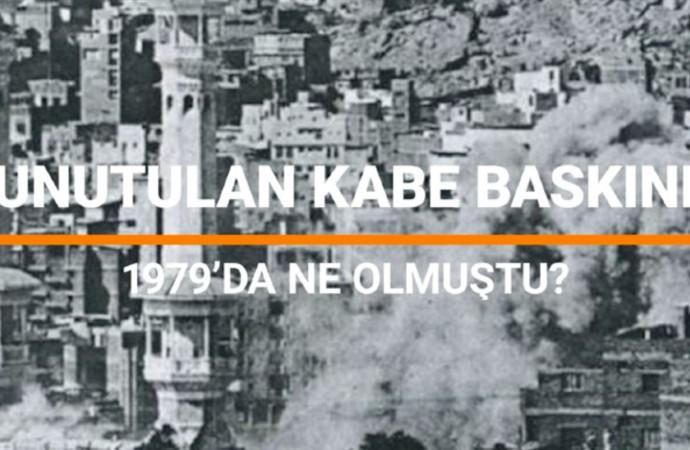 Unutulan 'Kabe Baskını': 1979'da ne olmuştu?