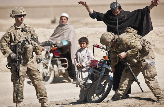ABD'nin Afganistan'daki hezimetinin belgeleri ortaya çıktı