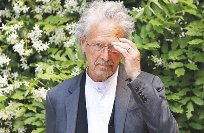 Handke'ye bugün Nobel ödülü verilecek
