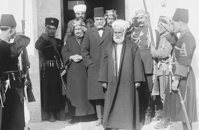 Osmanlı'nın Arap coğrafyasına yaklaşımı