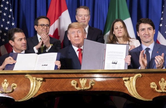 NAFTA'nın yerini alacak yeni Serbest Ticaret Anlaşması USMCA neler getiriyor?