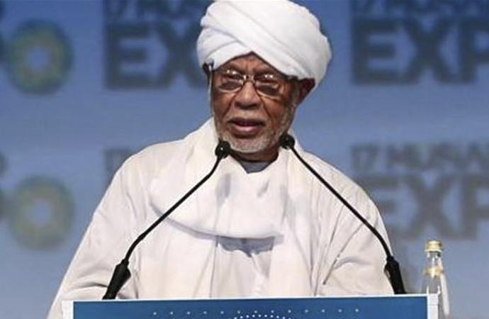 Eski Sudan Cumhurbaşkanı Yardımcısı Senusi gözaltına alındı