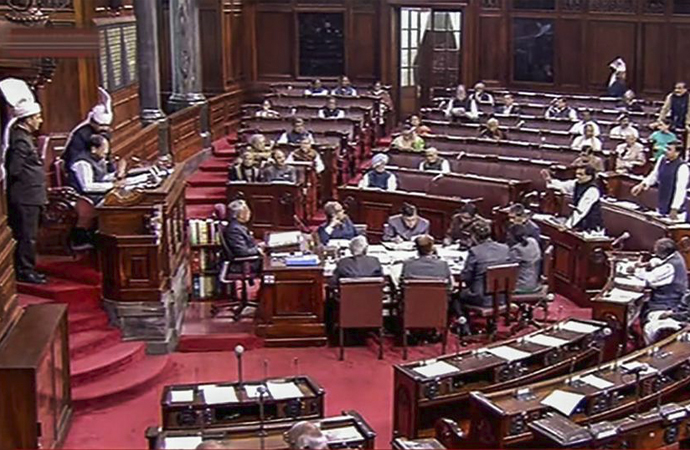 Hindistan'da İslam karşıtı yasa parlamentodan geçti