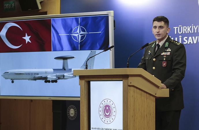 NATO ile ortak değerler ve sorumluluklar açıklaması