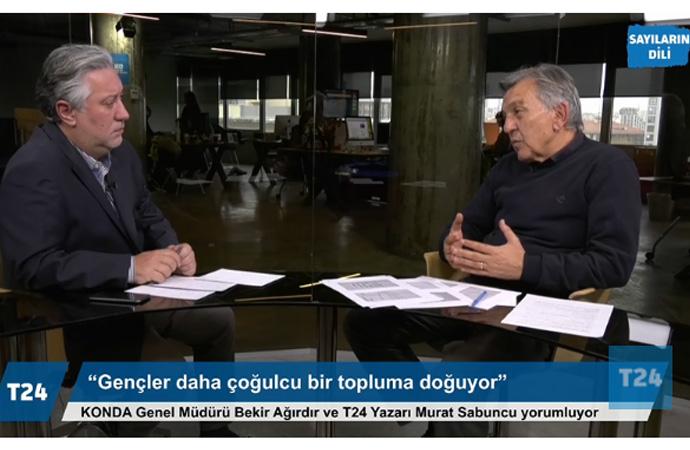 """Ağırdır: """"Türkiye sosyal hayatta 'geç bir modernleşme' yaşıyor"""""""
