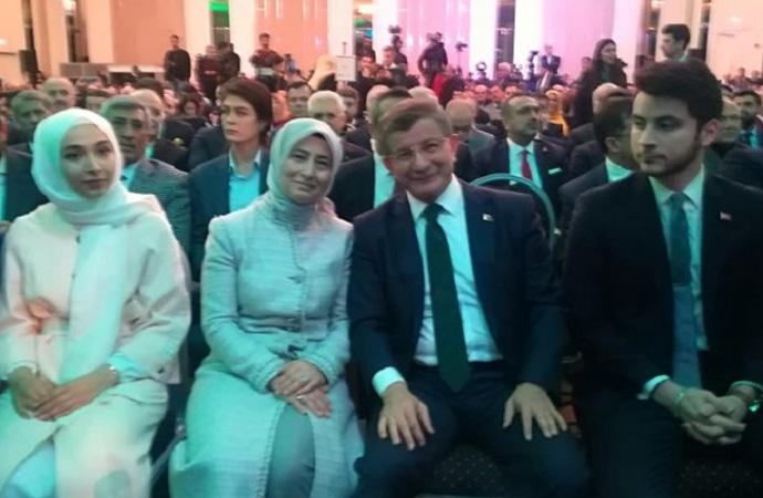 Davutoğlu'nun 154 kişilik listesi