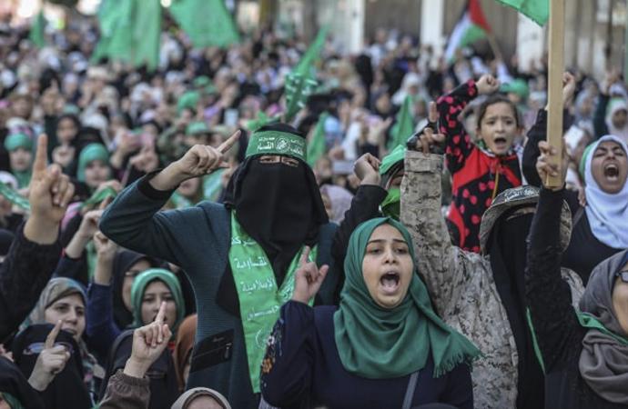 Hamas'ın kuruluşunun 32'inci yılı