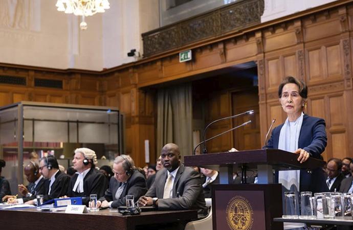 Avrupa Rohingya Konseyi'nden Myanmar temsilcisine kınama
