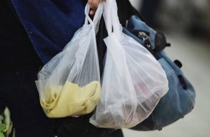 Paralı poşet uygulaması ile 150 bin ton plastik tasarrufu