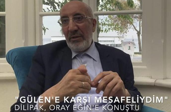 Oray Eğin, Dilipak'a sordu: Deli mi, ajan mı, İslamcı mı, solcu mu?