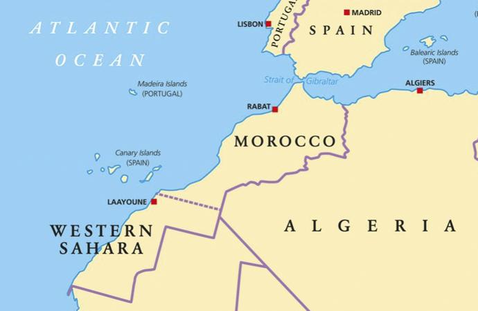 Fas 'deniz sınırını' genişletti