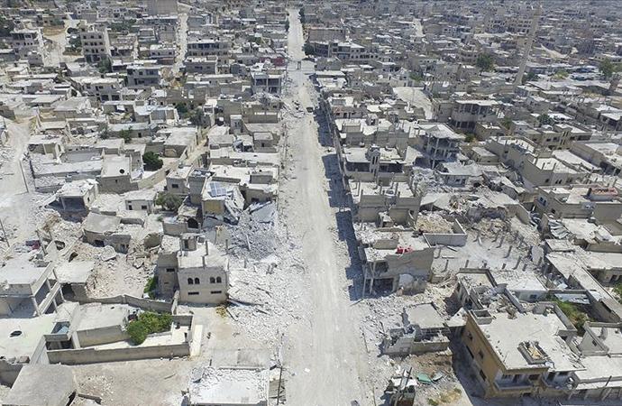 Esed güçleri ve Rus 5. Lejyon İdlib çevresinde