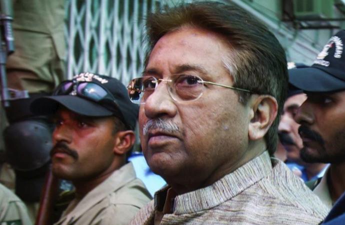 Pervez Müşerref idama mahkum edildi