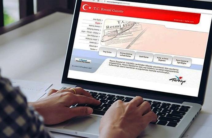 Resmi Gazete'de fıkıh referansına CHP'den tepki
