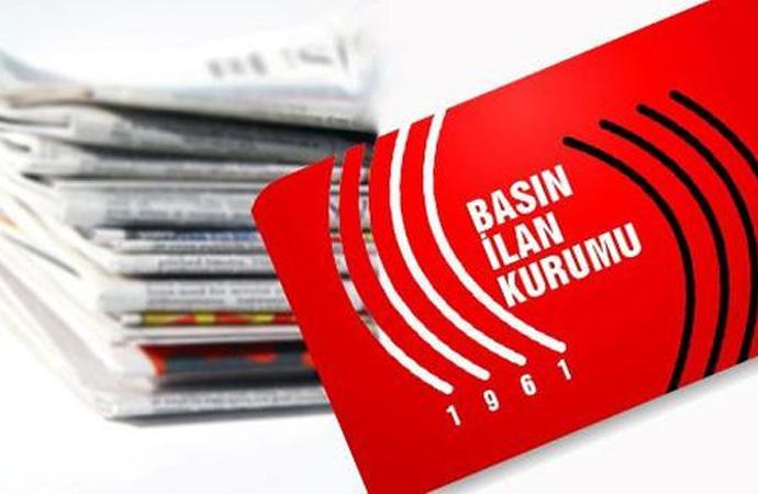 Basın İlan Kurumu'ndan Cumhuriyet gazetesine ilan ve reklam kesintisi