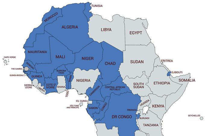 Fransa'nın Afrika'yı sömürü tarihinde neler var?