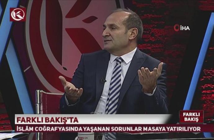"""Prof.Dr. Mehmet Zeki İşcan: """"İslam'ı biz bu hale getirdik"""""""""""