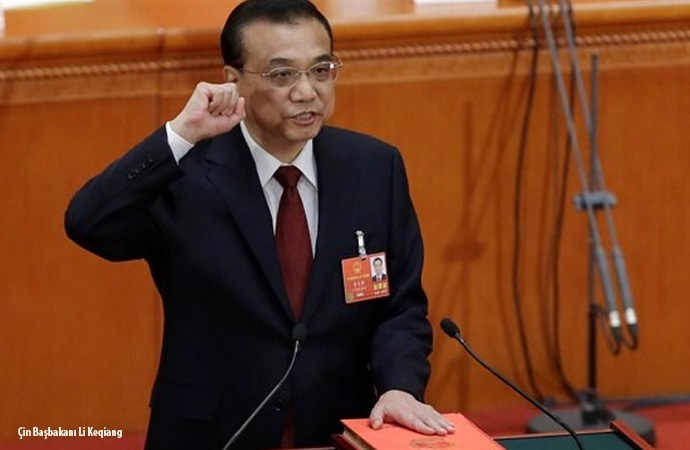 Çin, 'uygunsuz içerikler'de değişiklik yapacak!