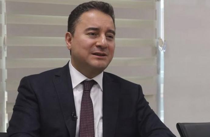 Ali Babacan: 'Kimse yolumuzdan bizi çeviremez'