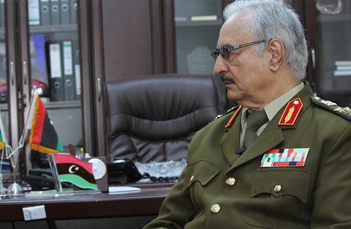 Hafter'in Trablus rüyası Libya'yı şiddet sarmalına sürükledi