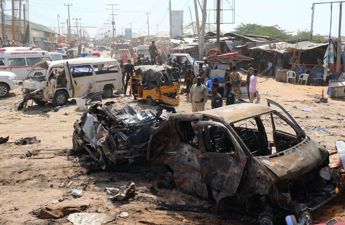 Somali istihbaratı: Saldırı yabancı bir ülke tarafından planlandı