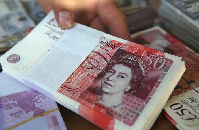 En zengin 6 İngilizin serveti, en fakir 13.2 milyon İngilizin servetine eşit