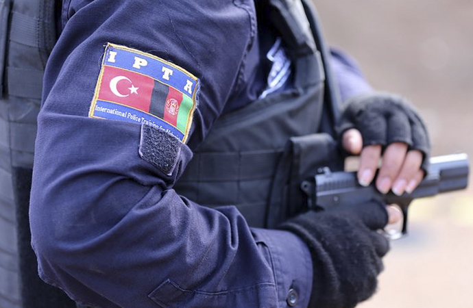 Polis Akademisinden 75 ülke polisine eğitim