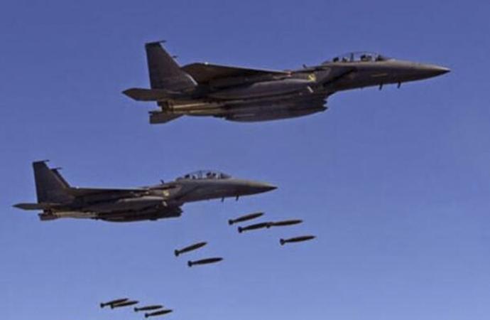 ABD'den, Hizbullah ve Haşdi Şabi'ye saldırı