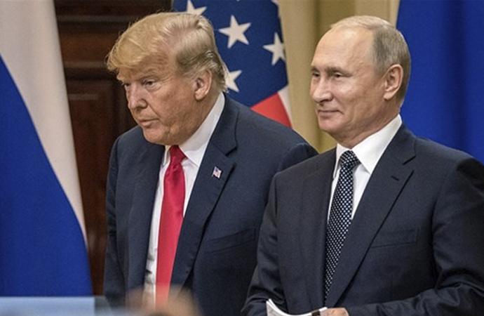 ABD'nin istihbarat yardımı için Putin Trump'a teşekkür etti