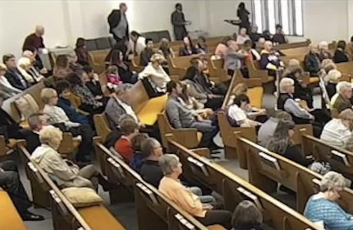 Teksas'ta kiliseye, New York'ta yahudilere saldırı