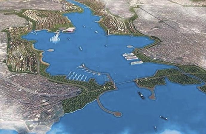 """Bakan Kurum'dan """"Kanal İstanbul"""" savunması"""