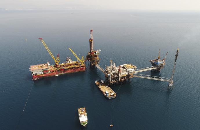 'Doğu Akdeniz'deki mesele sadece kaynak paylaşım meselesi değil'