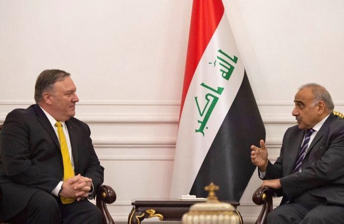 Irak'tan ABD'ye talep