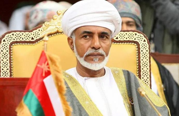 Umman Sultanı Kabus hayatını kaybetti
