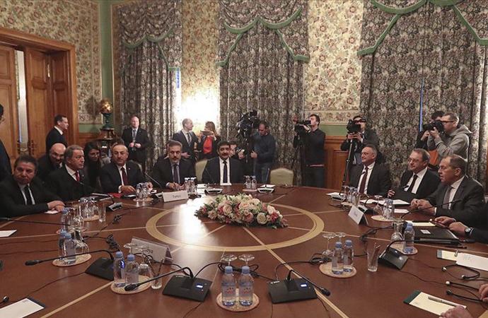 Libya'da ateşkes için Moskova'da diplomasi trafiği