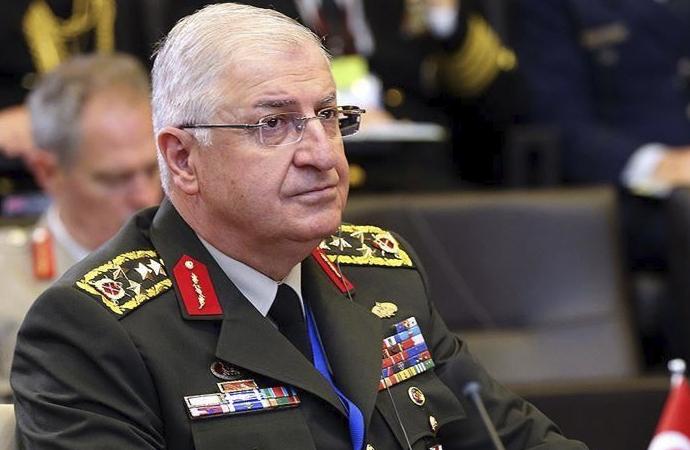 Genelkurmay Başkanı Güler, ABD Genelkurmay Başkanı ile görüştü