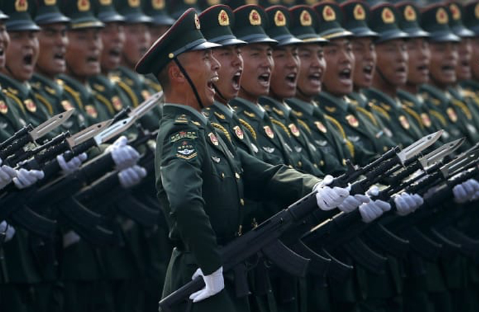 NATO, Çin'i kuşatabilir mi?