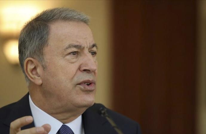 Akar'dan İran Savunma Bakanı ve Genelkurmay Başkanına telefon