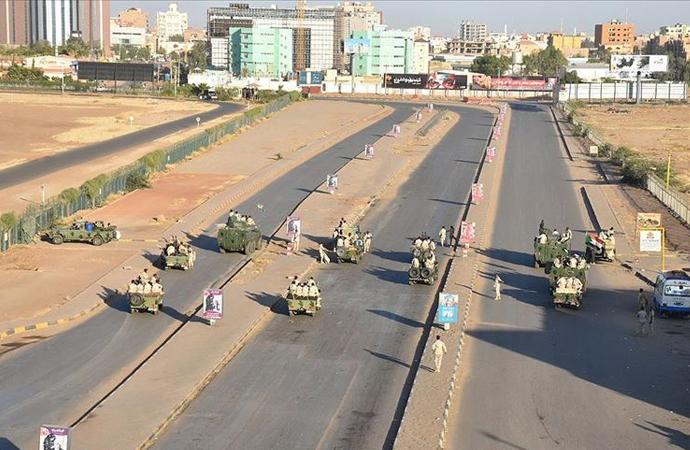 Sudan'da güvenlik birimleri savaşı