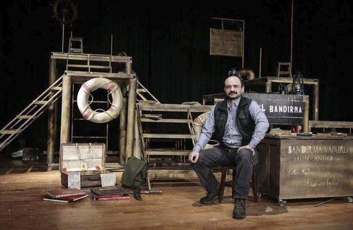 Rum asıllı Kortidis'ten 'Milli Mücadele' tiyatrosu