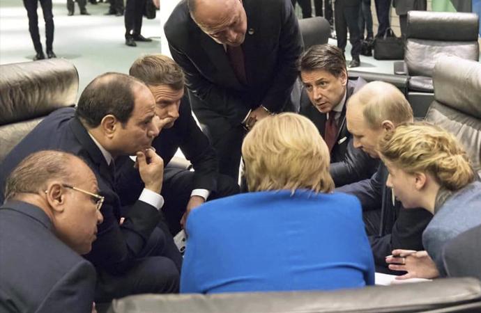 55 maddelik Libya barış planında neler var?