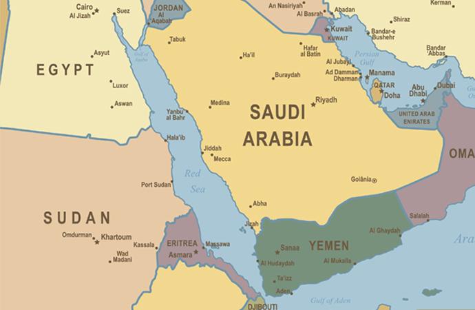 Ortadoğu'da çekişmenin görünmeyen cephesi: Kızıldeniz